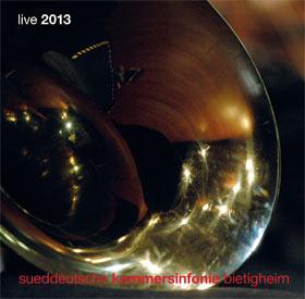 """CD """"live 2013"""""""