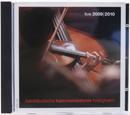 """CD """"live 2009 2010"""""""