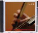 """CD """"live 2010"""""""